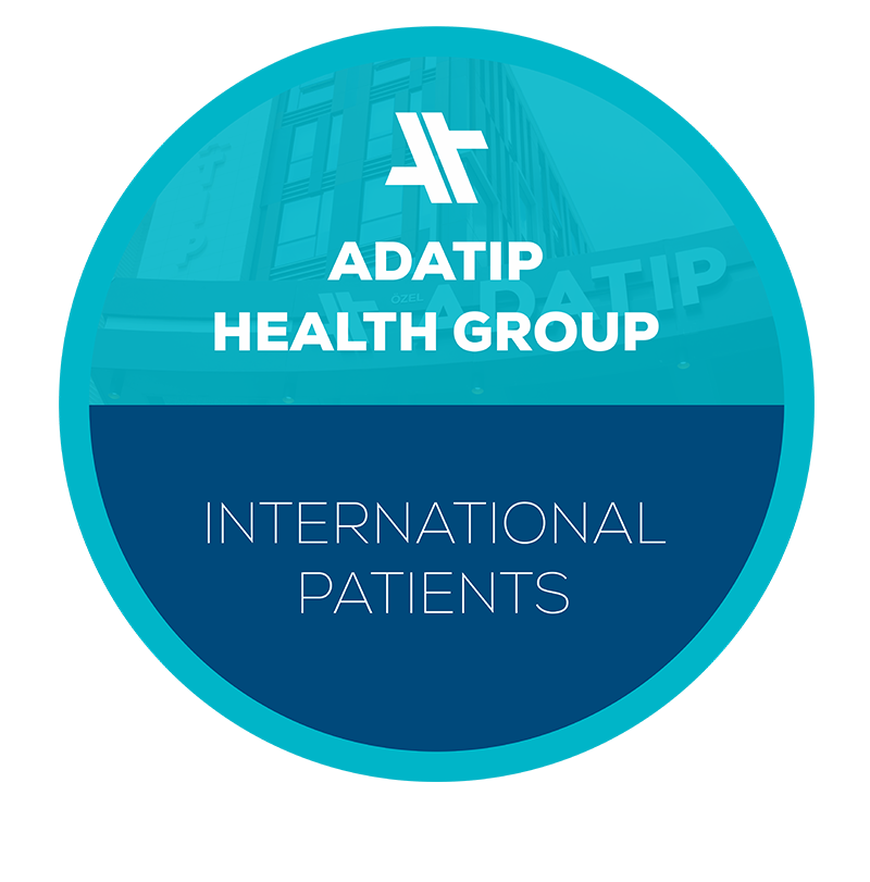 Adatıp Healt Group, İnternational Patients